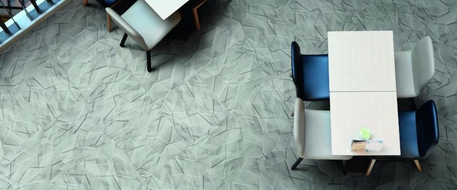 Effects & designs used in modern vinyl flooring [gallery]